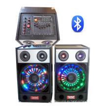 Altavoz activo de Bluetooth con la luz colorida F229