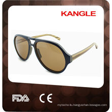 Natural healthy wooden sunglasses 2015