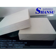 PVC-Zeichen-Brett, Schallschutzart Innentürholzkorn-PVC-Brett