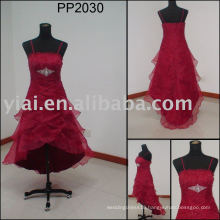2010 manufacture sexy beaded girls party dress PP2030