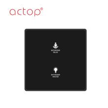 Intelligenter Touchpanel-Smart-Lichtschalter / Hotel-Smart-Lichtschalter