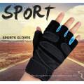 Half Finger Breathable Gloves Anti Shock Sports Gloves