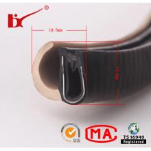 Perfil de produto de borracha de PVC de extrusão