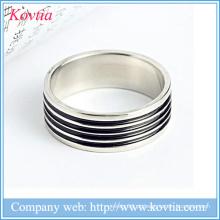 Titanium preço por grama em 2014 jóias e outras jóias de aço inoxidável anel para os homens