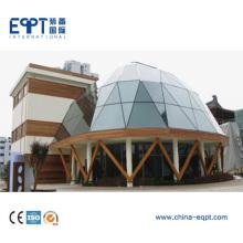 Structure en acier pour l'exposition mondiale Vancouver, Canada