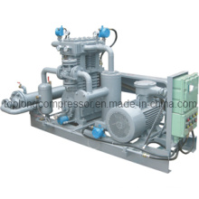 CNG Compressor LPG Compressor LNG Compressor Nitrogen Compressor (Zw-1.1/10-16)