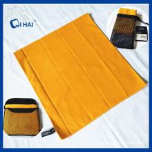 Super-Absorbent Travel Sports Microfiber Towel (QDWD7789)