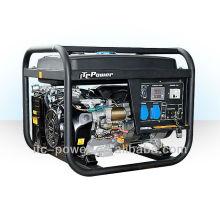 6KW ITC-POWER beweglicher Generator Benzin kleiner Generator