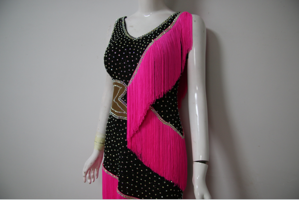 Latin Dancing Dress For Women