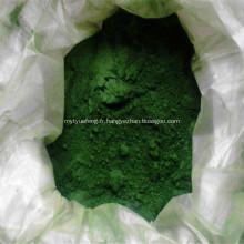 Pigment vert d'oxyde de chrome résistant aux hautes températures