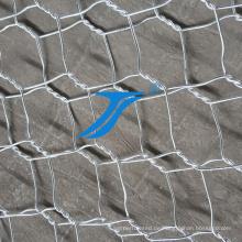 Sechseckiges Maschendraht für temporären Zaun