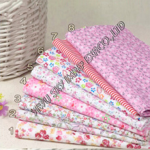 75GSM Polyester Printed Fabric for Children′s Bedsheet (brushed fabric)
