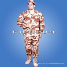 roupa digital militar do deserto