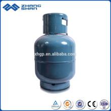 L'acier de haute qualité a fait la bouteille de gaz de 10kg avec le prix concurrentiel