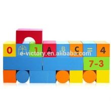 39pcs Castle Children Plastic Building Blocks