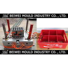 Injection Plastic Coke Crate Mold