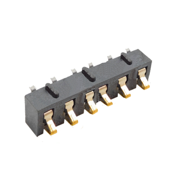 3.5mm Pitch Circuit Battery Connector 6P