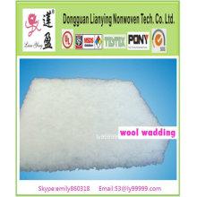Écharpe en laine écologique pour couette / vêtement