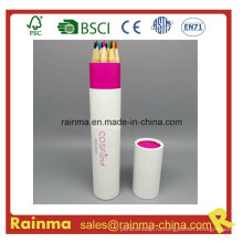 Держатель высокое качество цветной карандаш в бумажной пробке