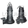 Pompes d'eaux usées submersibles Wq de haute qualité