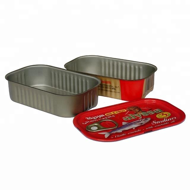 Automatic Tuna Fish 2-piece Tin Can Packing Machine