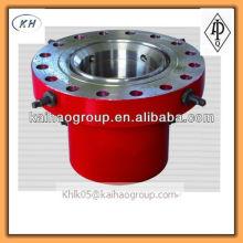 API 6a tête de boîtier / tête de tube pour équipement d'huile