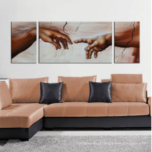 Canvas Art Abstract People Oil Painting