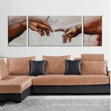 Arte em tela Abstract People Oil Painting