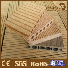 Wood Curving, WPC Plasitc Terrassendielen, kurze Lieferzeit