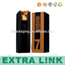 Geschenk-Dimensions-Papier-Wein-Kasten des Kartons