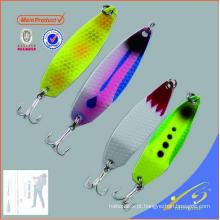 SNL032 - 3 venda quente chinês colher isca de pesca