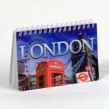 London Souvenir Good Quality 3D Notebook Promotions