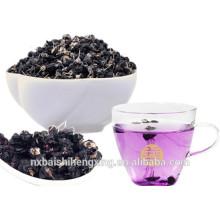Baya negra del goji / Wolfberry negro salvaje