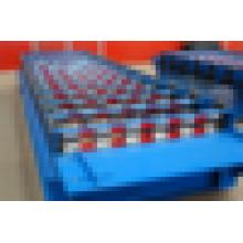 Machine de formage de rouleaux de toiture en PPGI