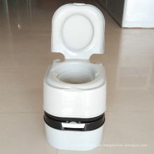 Inodoro portátil de plástico Inodoro móvil de exterior