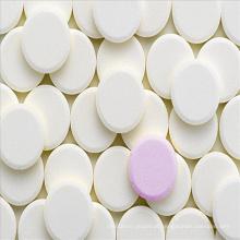 Comprimidos Vaginais de Nistatina 100000iu (100mg) Vaginite Bp / USP