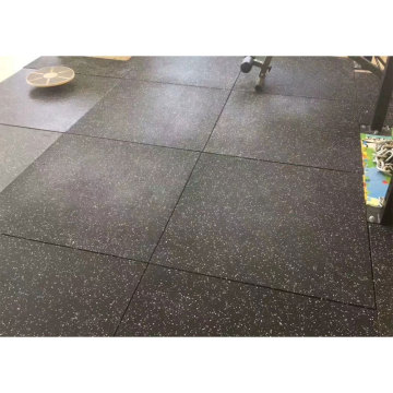 Gym Sport Floor Blue Rubber vloermat
