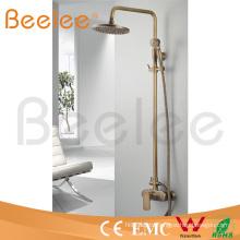 Hot Bathroom Brass Rainfall Shower Set