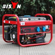 BISON CHINA Hausgenerator 2kw, united Stromerzeuger 5.5hp, elektrischer Benzingenerator mit GX160 Motor