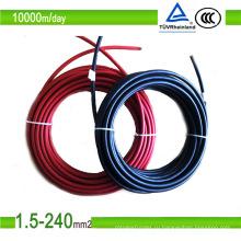 4мм2 кабель для солнечных панелей для солнечной энергетической системы