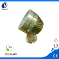 DC24V 3W decaration yarda mini led proyector