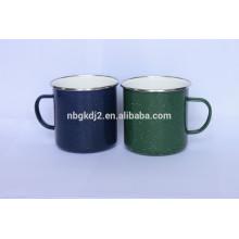 Christmas gift enamel mug carbon steel 2015 new product china wholesale
