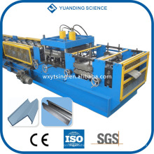 Pasado CE e ISO YTSING-YD-7126 CZ Rodillo de Intercambio Rápido de Purlin que Forma la Máquina