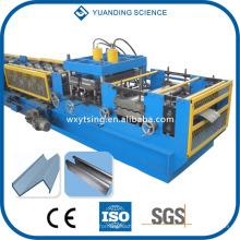 Passé CE et ISO YTSING-YD-7126 C Z Purlin échangeur rapide Roll formant la machine