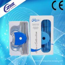 Ze-1 Kit d'utilisation domestique utilisé pour la blanchiment des dents