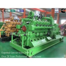 Generador de gas natural con sistema de control Woodward aprobado por Ce con CUMMINS Autorización del motor adecuado para biogás y biomasa