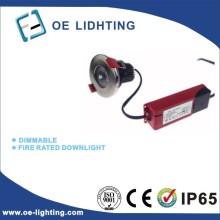Calidad certificación nueva 10W COB LED abajo luz