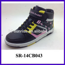 2014 latest quality kids fashion wholesale sneakers