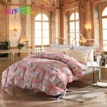 Comodín del hotel / Ropa de cama de hotel de casa suave interior edredón de plumas de pato de ganso