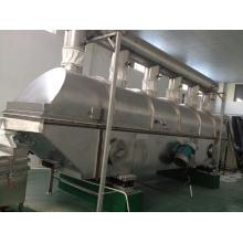 Secadora de lecho fluidizado vibratorio